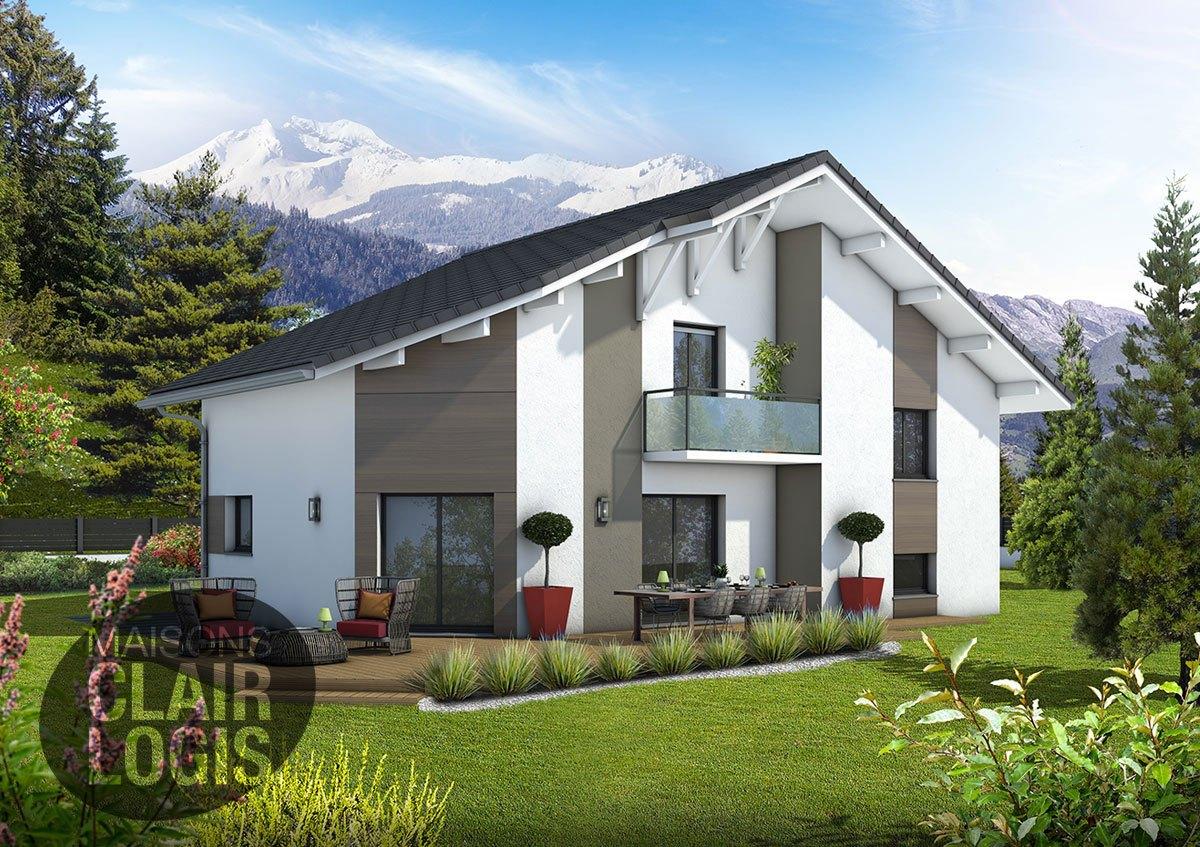 Recherche maison neuve ou maison individuelle 73 savoie for Acheter une maison de village