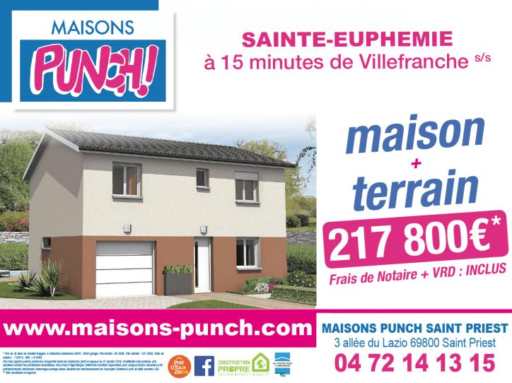 Sainte Euphemie Maisons Punch
