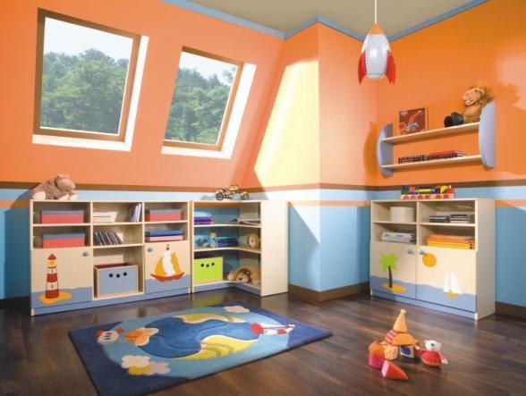 Chambre enfant - Maisons Punch Chambre