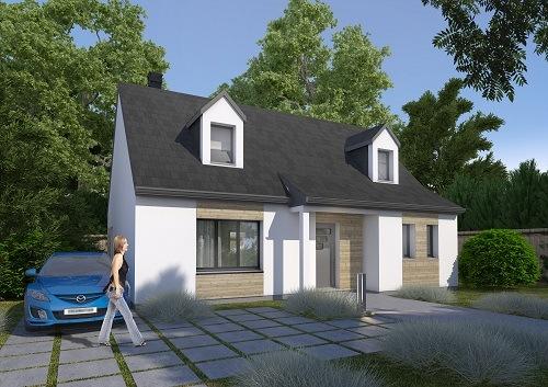 Maison + terrain à VENEUX-LES-SABLONS 77250 dans la SEINE-ET-MARNE