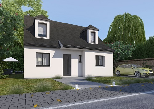 Construction d'une maison Saint-Paul (60650) 214 372 €