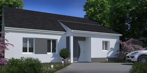 Maison + terrain à MANDRES-LES-ROSES 94520 dans le VAL-DE-MARNE