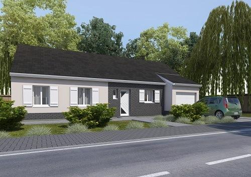 Maison + terrain à MAISSE 91720 dans l'ESSONNE