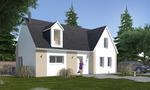 Offre maison et terrain EPERNON 28230 dans l'EURE ET LOIR