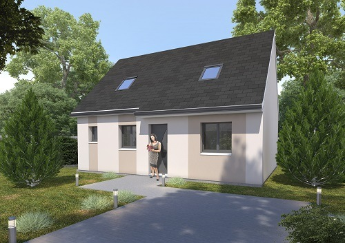 Construction d'une maison Eu (76260) 150 565 €
