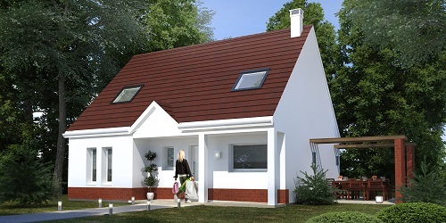 Construction d'une maison Gricourt (02100) 168 601 €