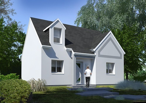 Maison + terrain à EPONE 78680 dans les YVELINES