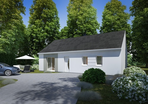 Construction d'une maison Corbie (80800) 183 600 €