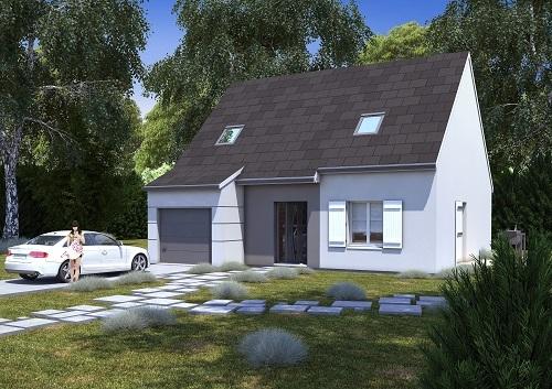 Construction d'une maison Thieulloy-l'Abbaye (80126) 190 198 €