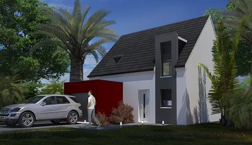 Maison + terrain à RUBELLES (77950) dans la SEINE-ET-MARNE