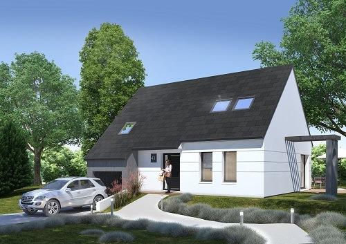 Maison + terrain à SAINTE-GENEVIEVE-DES-BOIS 91700 dans l'ESSONNE