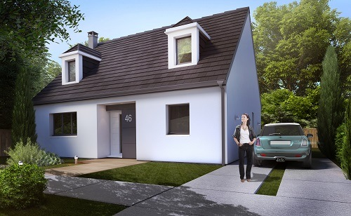 Construction d'une maison Ully-Saint-Georges (60730) 230 000 €