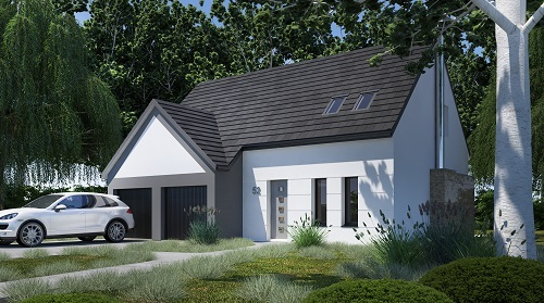 Construction d'une maison Clermont (60600) 210 000 €