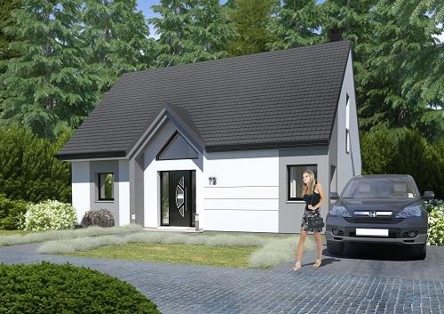 Maison + terrain à VER-SUR-LAUNETTE (60950) dans l'OISE