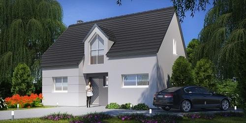 Maison + terrain à CHANGIS-SUR-MARNE 77660 dans la SEINE-ET-MARNE