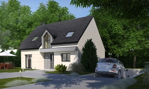 Construction d'une maison Fluy (80540) 263 000 €