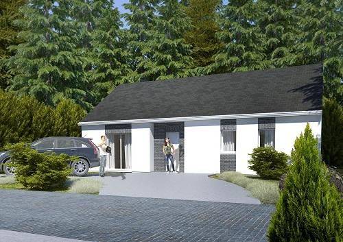 Maison + terrain à BRIE-COMTE-ROBERT 77170 dans la SEINE-ET-MARNE
