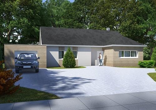 Construction d'une maison Abbeville (80100) 234 100 €