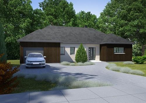 Maison + terrain à BAULNE (91590) dans l'ESSONNE
