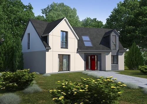 Maison + terrain à MORAINVILLIERS 78630 dans les YVELINES