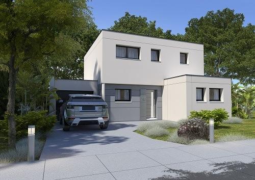 Maison + terrain à CRECY-LA-CHAPELLE 77580 dans la SEINE-ET-MARNE