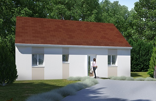 Construction d'une maison Villeneuve-Saint-Germain (02200) 149 565 €