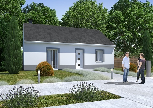 Construction d'une maison Septmonts (02200) 184 037 €