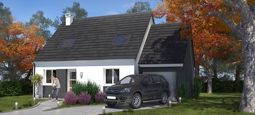 Construction d'une maison Clermont (60600) 190 000 €