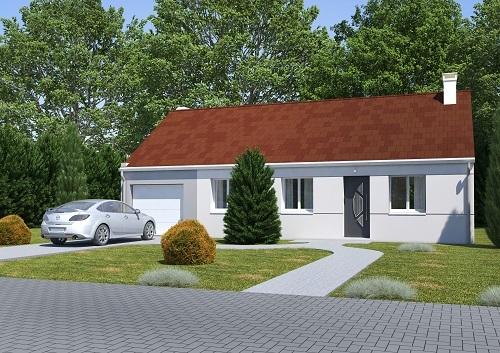 Maison + terrain à VILLEPINTE (93420) dans la SEINE SAINT DENIS