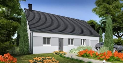 Construction d'une maison Grandvilliers (60210) 166 033 €