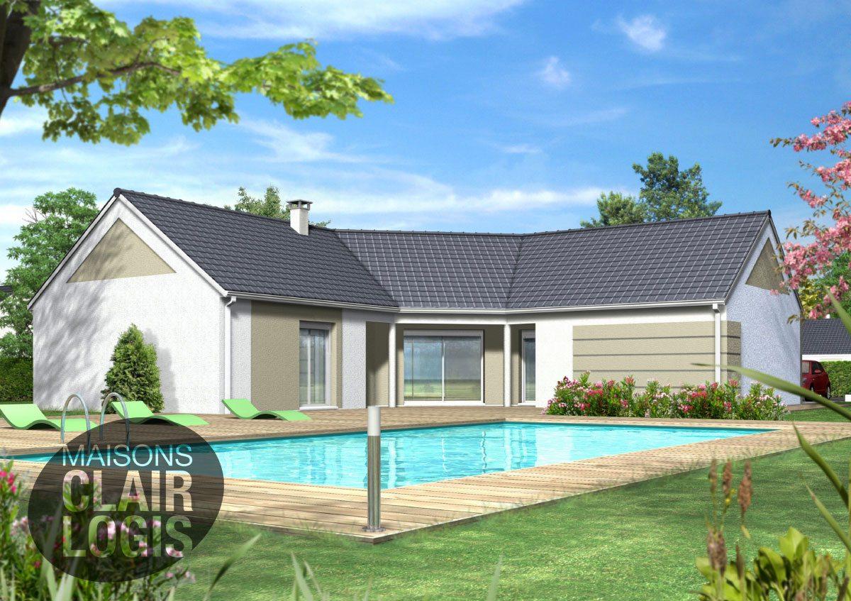 Recherche maison neuve ou maison individuelle 63 puy de for Projet de maison neuve