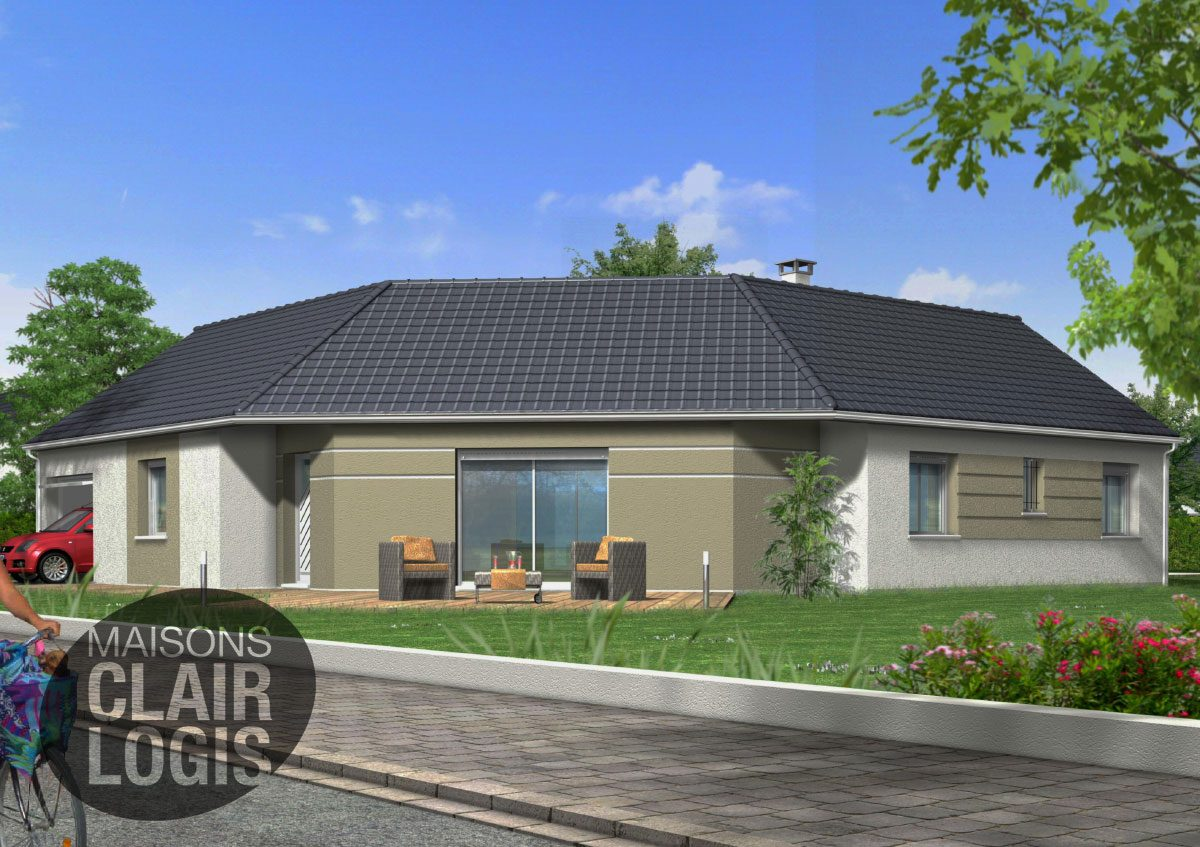 Recherche maison neuve ou maison individuelle 74 haute for Maison neuve 150m2