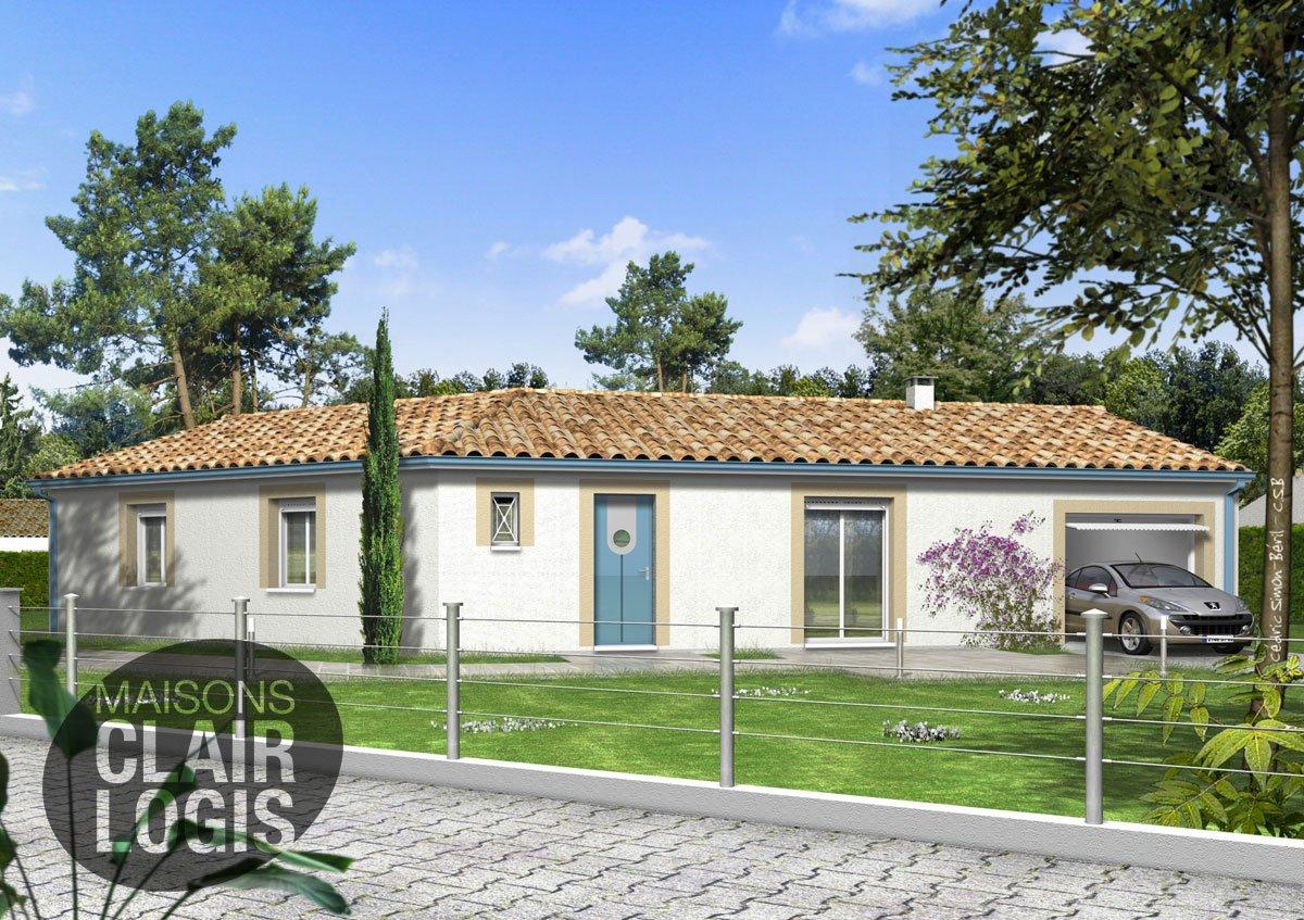 Recherche maison neuve ou maison individuelle 82200 for Quel budget pour construire une maison