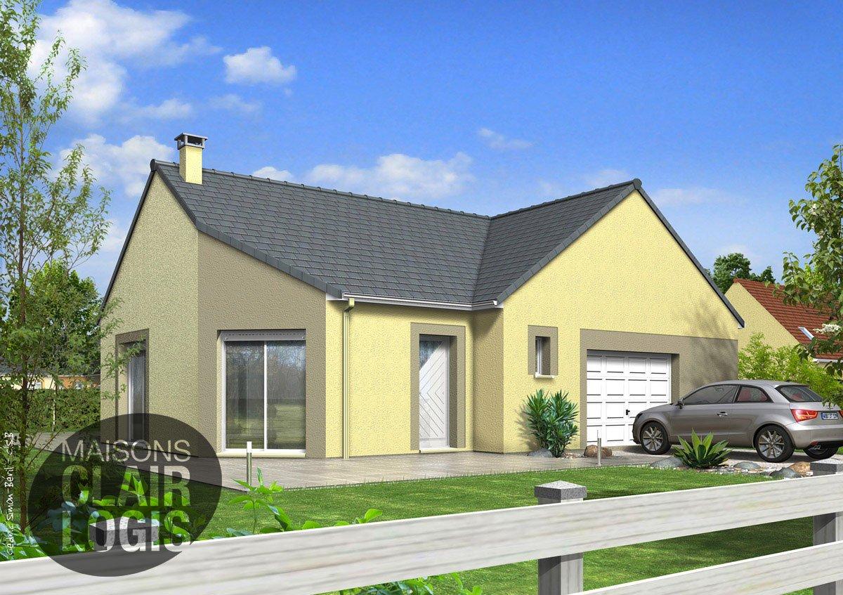 Recherche maison neuve ou maison individuelle 72 sarthe for Offre maison neuve
