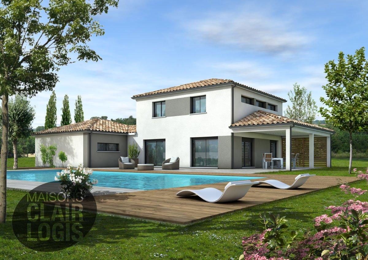 Maison neuve: Sublime maison à construire à carbonne (31390)
