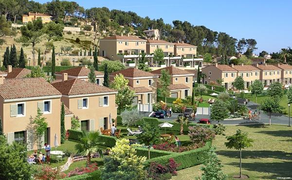 Domaine de Cap Vert à La Ciotat