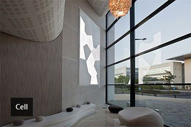 Cell par Atelier Paramètre - immeuble Berlioz