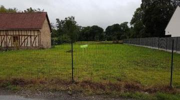 Vente terrain 1003 m²