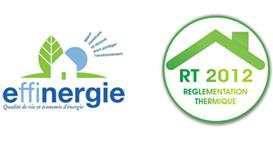 Effinergie, et RT2012 avec les Maisons LOL