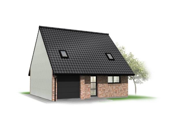 Terrain et maison à construire Vieux-Berquin 120m²