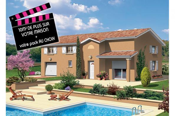 Maison CALYPSO - L'Isle-d'Abeau (38080)