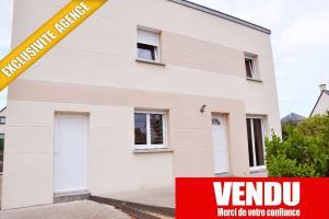 VENDU - Vente maison 6 p. 105 m²
