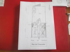 Vente studio 25 m²