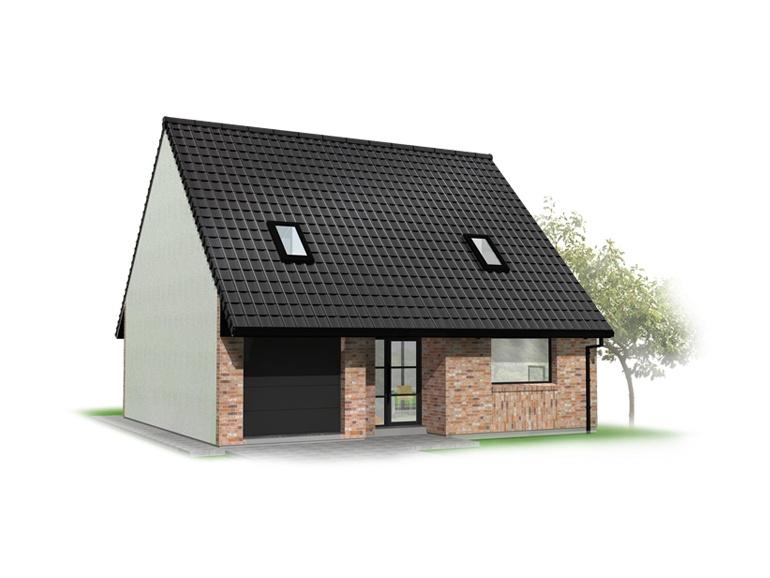Maison à bâtir secteur Lens Lille Douai