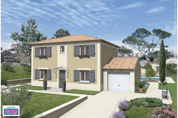 Maison BALADI - VERSION PACA - Bagnols-sur-Cèze (30200)