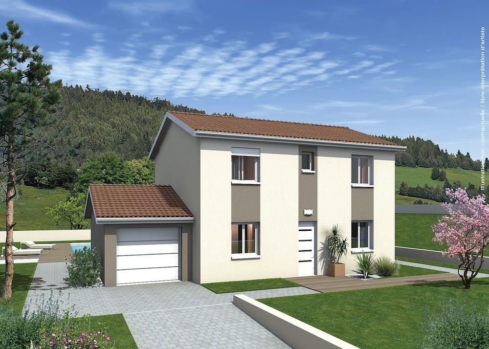 Recherche maison neuve ou maison individuelle ma future for Maison a meyzieu