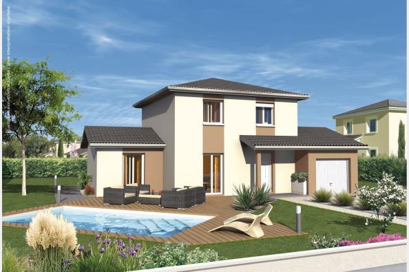 Plan construction maison : Maisons Punch, Modèle et plan ...