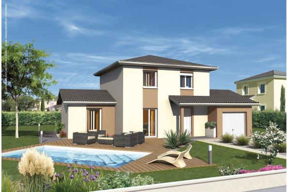 Maison BALBOA - Commelle (38260)