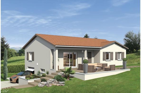 Maison BODEGA - Saint-Germain-du-Plain (71370)