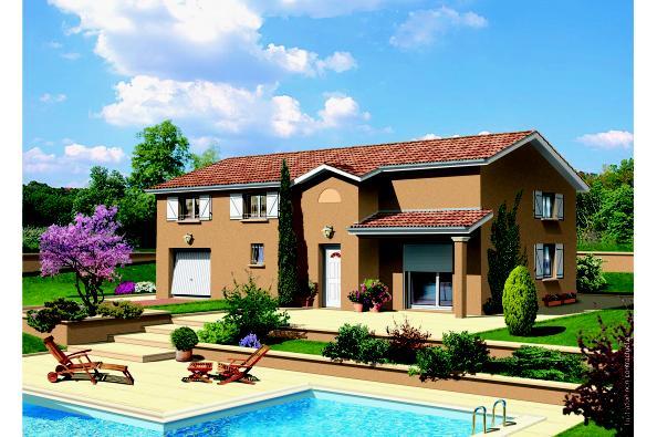 Maison CALYPSO - Diémoz (38790)